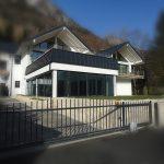 Einfahrtstor von Eisl & Söhne – St. Wolfgang im Salzkammergut