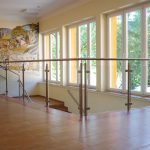 Geländer aus Glas und Niroster von Eisl & Söhne – St. Wolfgang im Salzkammergut