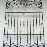 Schmiedehandwerk – Fenstergitter, aus Eisen geschmiedet von Eisl & Söhne – St. Wolfgang im Salzkammergut