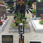Grabkreuz geschmiedet – Schmiedeisen – Eisl & Söhne – St. Wolfgang im Salzkammergut