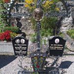 Schmiedehandwerk – Grabkreuz von Eisl & Söhne – St. Wolfgang im Salzkammergut