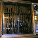 Schmiedehandwerk – Waffenschrankgitter von Eisl & Söhne – St. Wolfgang im Salzkammergut