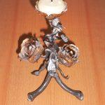 Schmiedehandwerk – Kerzenleuchter von Eisl & Söhne – St. Wolfgang im Salzkammergut