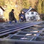 Sonderanfertigung für Tiefgarage von Eisl & Söhne – St. Wolfgang im Salzkammergut