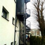 Zugang Wendeltreppe von Eisl & Söhne – St. Wolfgang im Salzkammergut